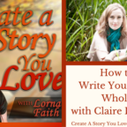 031  How to Write Your Way Whole with Claire De Boer