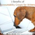 3 Benefits of Accountability Groups for Writers