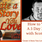 042 How to Write A 5 Day Novel with Scott King