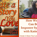 052 How Writers Can Beat Imposter Syndrome with Katie Cross