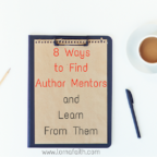 8 Ways to Find Author Mentors and Learn From Them