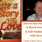 060 How to Start Simple Habits to Reach Your Writing and Self-Publishing Goals with Steve Scott