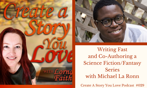 029 Writing Fast and Co-Authoring a Science Fiction or Fantasy
