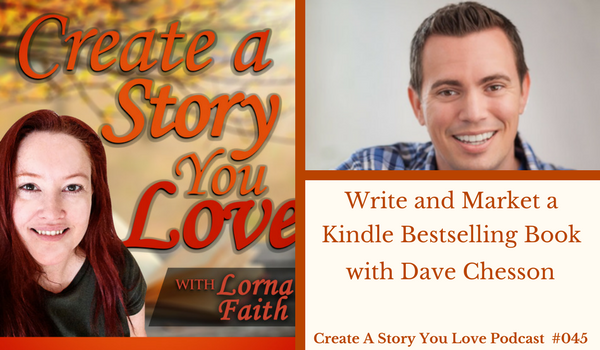 045 Write and Market a Kindle Bestselling Book with Dave Chesson